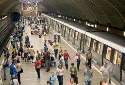 Un consortiu condus de Astaldi va extinde reteaua de metrou spre Straulesti
