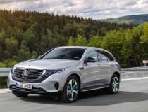 Mercedes-Benz EQC a fost...