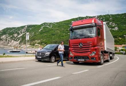 Mercedes-Benz Trucks a prezentat noul Actros. Modelul ajunge pe piata in primavara 2019