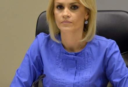 "Gabriela Firea, despre o posibila excludere din PSD: "" Am luat in calcul tot"""