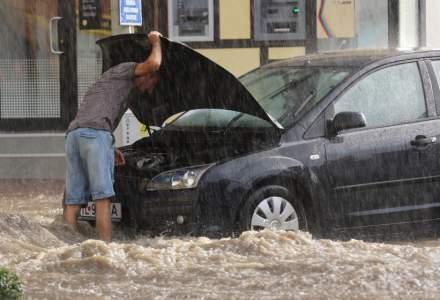 PAID: Riscul de inundatii, cel mai frecvent in acest an pe segmentul asigurarilor obligatorii de locuinte