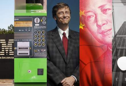 Top 10 cele mai mari companii din lume in ultimele cinci decenii
