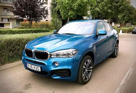 Test drive cu un F16 fabricat de BMW: X6 xDrive30d