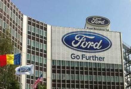 Guvernul cauta solutii pentru dezvoltarea infrastructurii fabricii Ford din Craiova