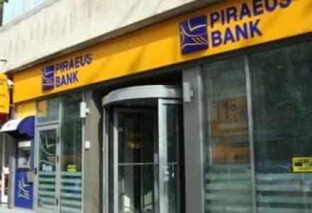 Piraeus Bank ar putea cumpara ATEbank