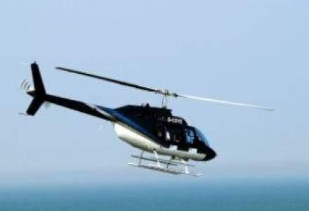 Firmele care asigura elicopterele MAI pentru 4,9 mil. euro: Astra, Omniasig si Platinum Asigurari