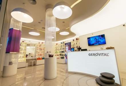La 2 ani de la infiintare, reteaua de magazine Gerovital a ajuns la 16 unitati nationale si venituri de 13 milioane lei