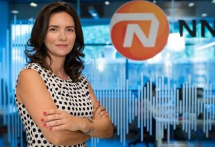 Andreea Pipernea, NN Pensii: Oscilatiile investitionale sunt firesti pe piata de capital si nici o companie listata la bursa nu are risc zero
