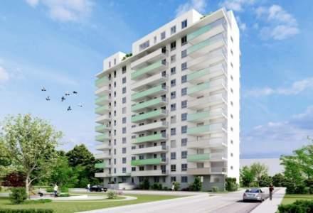 Radacini dezvolta proiectul de apartamente Aviatiei Tower, cu o investitie de 20 mil. euro, vizavi de mall-ul Promenada