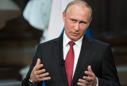 Avion militar rusesc doborat in Siria: Vladimir Putin evoca ''circumstante accidentale tragice''