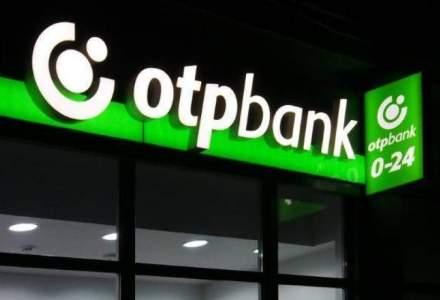 OTP Bank Romania, credite noi de 1 miliard de lei acordate companiilor mari in primul semestru