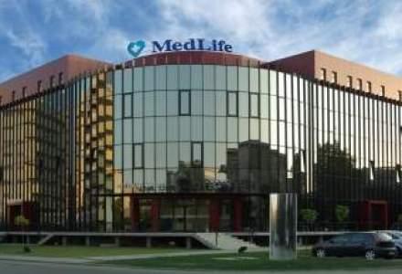 MedLife tinteste afaceri de 60 mil. euro anul acesta