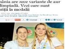 Romania are zece variante de...