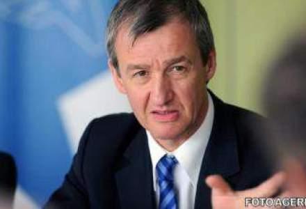 Noul sef al Volksbank: Trebuie sa fac banca mai eficienta. Vanzarea ei nu se afla in mandatul meu