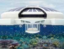 Cum arata un hotel plutitor...