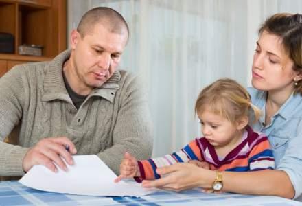 ANPIS: Aproape 33,8 mil. lei, valoarea alocatiilor platite in august pentru sustinerea familiei