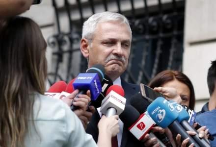 """Dragnea, despre o ancheta privind finantarea #rezist: """"Poate in 20 de ani se autosesizeaza si Parchetul General"""""""