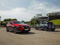 Mazda CX-3 a primit o noua...