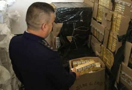 Contrabanda cu tigari: Razboi nevazut intre politisti si contrabandisti la granita romano-ucraineana