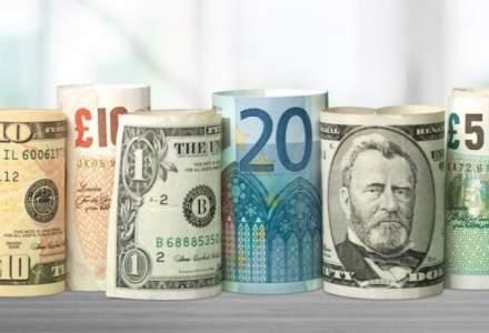 Curs valutar BNR astazi, 26 septembrie: euro si dolarul stagneaza in raport cu leul