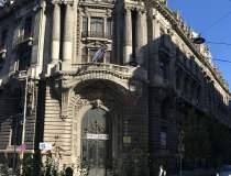 Fostul Palat al Bursei...
