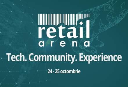 Retail Arena 2018: Speakeri noi si workshopuri in cele doua zile dedicate industriei de retail