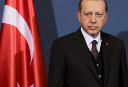Presedintele turc Erdogan a inaugurat cea mai mare moschee din Germania