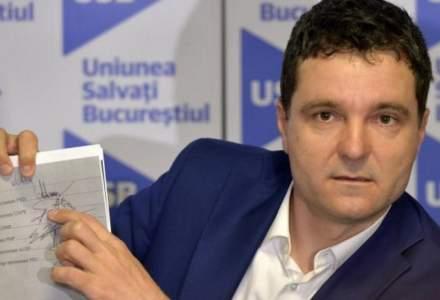 Nicusor Dan: 150 de hectare de spatii verzi din Bucuresti, in pericol de a fi defrisate