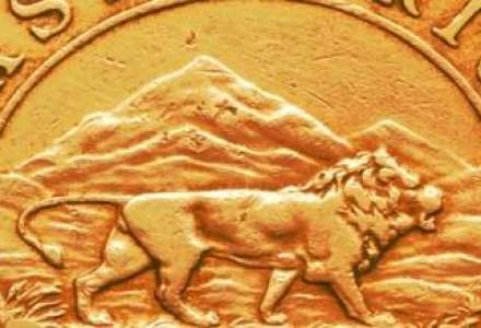 Leul e mai fioros doar in cusca cu realul brazilian si cu dinarul sarbesc