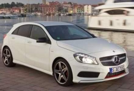 Tiriac Auto aduce noul Mercedes-Benz Clasa A in septembrie