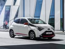 Toyota lanseaza Aygo facelift...