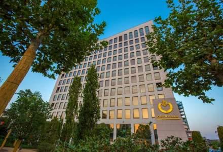 (P) Compania Enel Energie, prezenta in cladirea de birouri UBC 1 a ansamblului Openville Timisoara