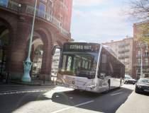Mercedes-Benz a testat Citaro...