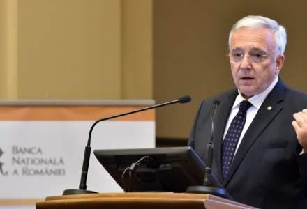 """Mugur Isarescu: Noile norme de creditare se afla in faza finala! """"Nu le spunem restrictii, ci masuri macroprudentiale"""""""
