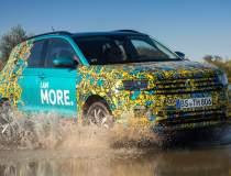 SUV-ul Volkswagen T-Cross va...