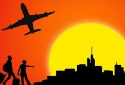 Mai multi turisti cazati in primul semestru