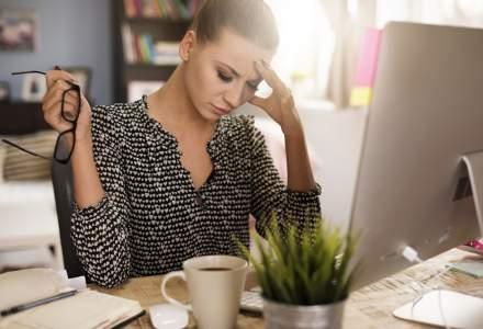 5 cele mai frecvente probleme cu care se confrunta angajatii care lucreaza in permanenta la birou