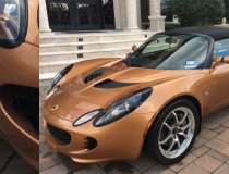 Un Lotus Elise a fost...