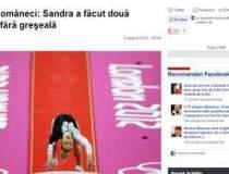 Nadia Comaneci: Sandra a...