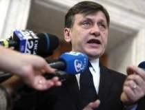 Antonescu: Criza politica nu...