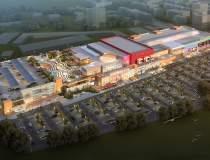 Arena Mall Bacau: extindere...