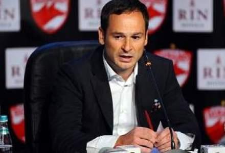 Ionut Negoita a preluat 30% din actiunile FC Dinamo