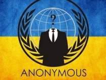 Hackerii de la Anonymous se...