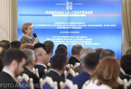 Mona Nicolici, OMV Petrom: Finantam un sistem de invatamant care da olimpici care pleaca din tara sau viitori someri