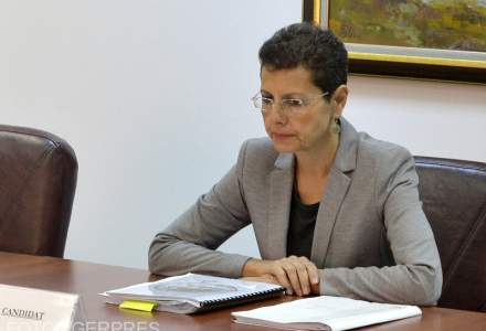 Adina Florea, propunerea lui Toader pentru sefia DNA, desfiintata in raportul CSM privind avizul negativ