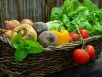 Romania a importat legume si...