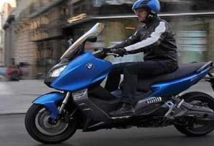 Automobile Bavaria incepe sa vanda scutere BMW