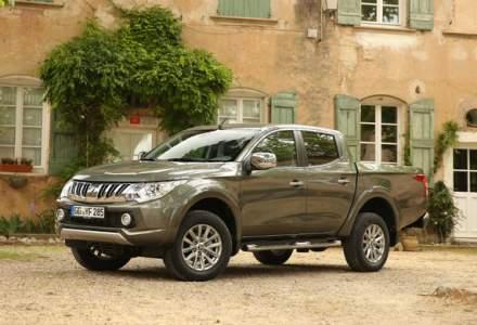 Suzuki si Mitsubishi renunta la motorizarile diesel in Europa: pick-up-ul L200, singura exceptie