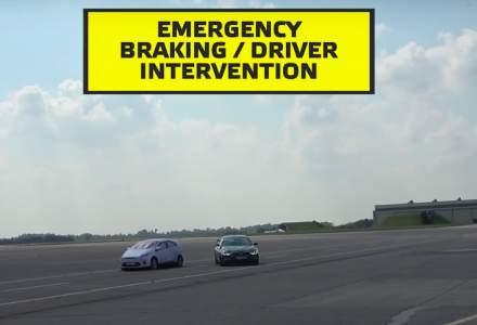Euro NCAP a testat 10 modele noi cu tehnologia de condus automat