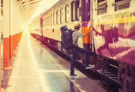 Vacanta pe caile ferate. Suna ciudat, dar mii de europeni aleg trenul in locul unui hotel de lux
